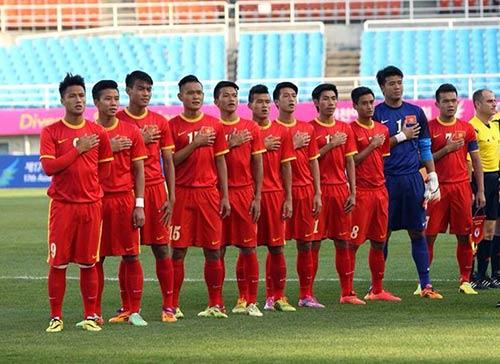 Olympic Việt Nam không quan tâm U19 VN đá SEA Games - 1