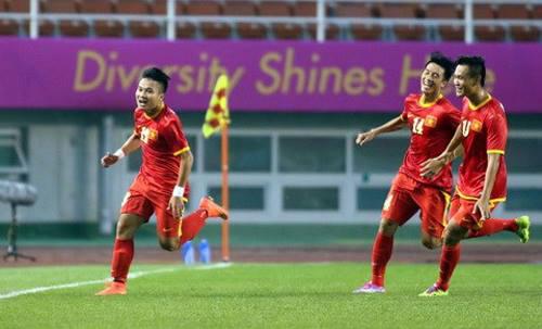U23 Việt Nam tiếp tục tỏa sáng nhờ… chiều cao - 1