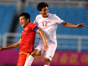 U23 Việt Nam tiếp tục tỏa sáng nhờ… chiều cao