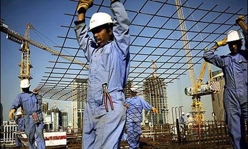 Thu nhập của những người nghèo nhất Dubai - 1