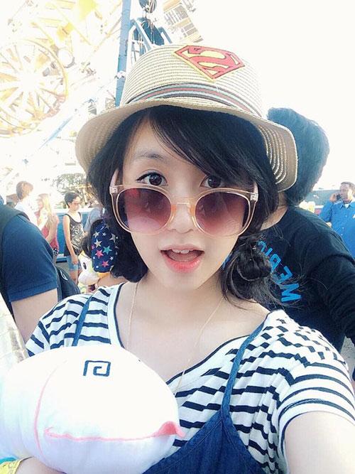 Mê mẩn nhan sắc các nữ du học sinh Việt - 6