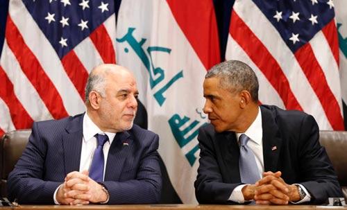 Thủ tướng Iraq: IS sắp tấn công tàu điện ngầm Mỹ - 1