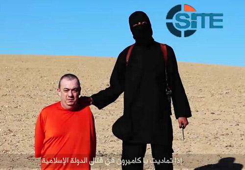 FBI đã vạch mặt được sát thủ IS chặt đầu con tin - 2
