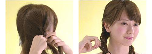 3 kiểu tóc đơn giản giúp phái đẹp thêm yêu kiều - 2