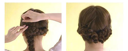 3 kiểu tóc đơn giản giúp phái đẹp thêm yêu kiều - 3