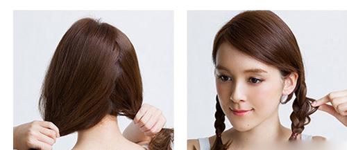 3 kiểu tóc đơn giản giúp phái đẹp thêm yêu kiều - 5