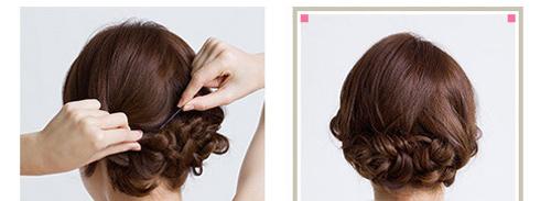 3 kiểu tóc đơn giản giúp phái đẹp thêm yêu kiều - 6