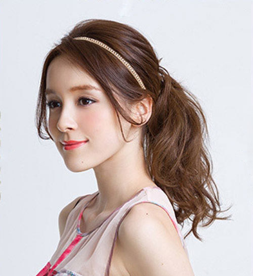 3 kiểu tóc đơn giản giúp phái đẹp thêm yêu kiều - 7