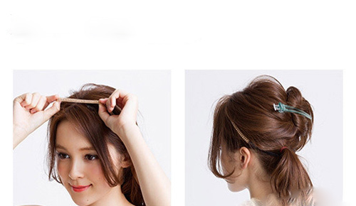 3 kiểu tóc đơn giản giúp phái đẹp thêm yêu kiều - 8