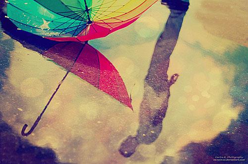 Thơ tình: Chiều mưa không em - 1