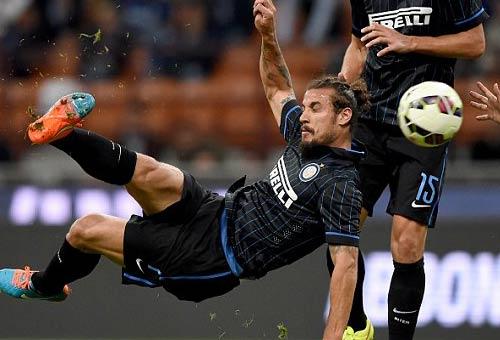 Trước vòng 5 Serie A: Những kẻ bất bại - 2