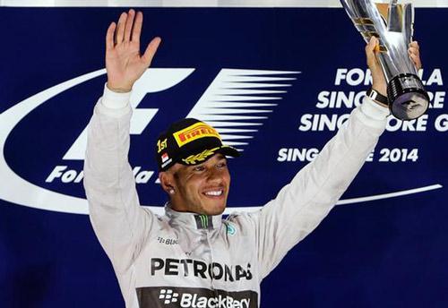 Singapore GP, Chấm điểm tay đua (P1): Xuất sắc như Hamilton - 1