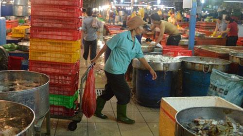 Mưu sinh đêm ở Sài Gòn: Những người không ngủ - 3