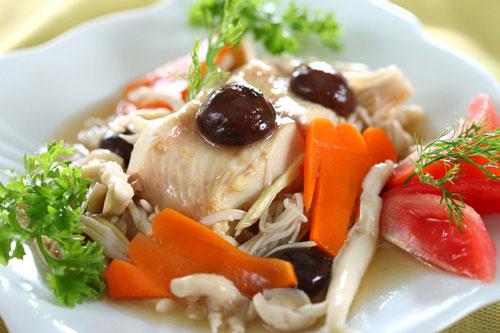 Các món ăn mùa thu ngon và giàu dinh dưỡng - 2