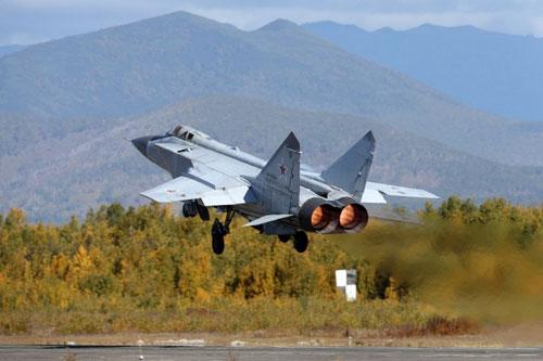 Ảnh: Cuộc tập trận quy mô lớn của Nga ở Viễn Đông - 10