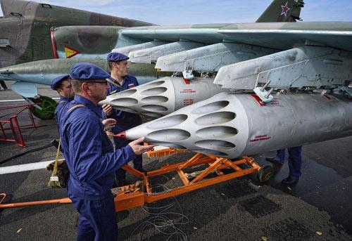 Ảnh: Cuộc tập trận quy mô lớn của Nga ở Viễn Đông - 2