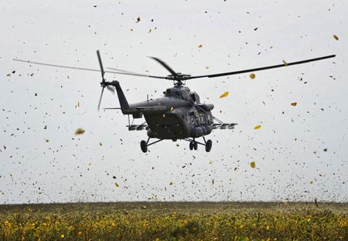 Ảnh: Cuộc tập trận quy mô lớn của Nga ở Viễn Đông - 6