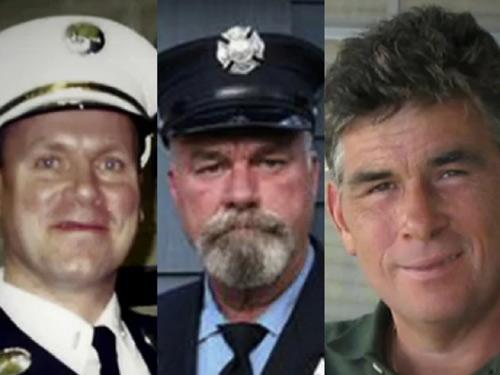 Mỹ: 3 người hùng 11/9 chết vì ung thư trong một ngày - 1