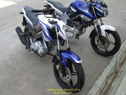 Yamaha giới thiệu naked bike V-Ixion GP 2014 - 2