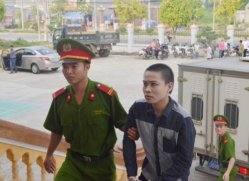 9 năm tù giam cho đối tượng hiếp dâm trẻ em - 1