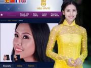 Nguyễn Thị Loan chưa được cấp phép dự thi Miss World