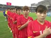 Bóng đá - ĐT nữ Việt Nam - Thái Lan: Tự hào bay vào bán kết