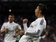"""Bóng đá - Ronaldo đánh đầu """"siêu đẳng"""" top 5 vòng 5 Liga"""