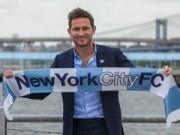 Bóng đá - Lampard sẽ không gia hạn hợp đồng với Man City