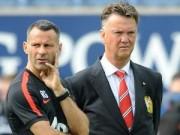 Bóng đá - Van Gaal bất ngờ tiết lộ HLV sẽ kế nhiệm ông ở MU