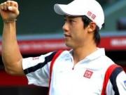 Thể thao - Tin HOT 26/9: Nishikori thắng thần tốc tại Malaysia