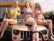 """Những bóng hồng """"thác loạn"""" bên Jeep Wrangler"""