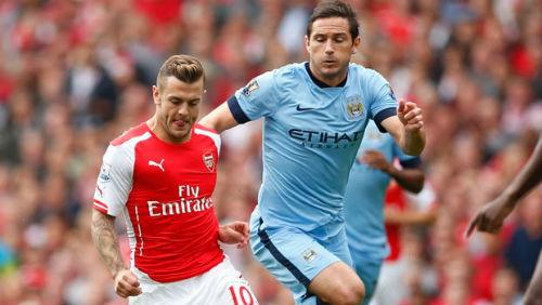"""Khi Lampard """"tố cáo"""" điểm yếu của Man City - 1"""
