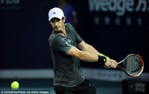 Tin HOT 27/9: Murray vào chung kết Shenzhen Open - 1