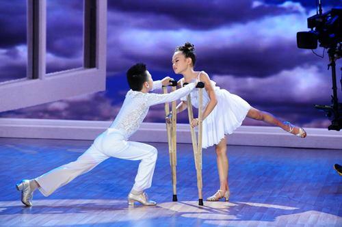 Hành trình đăng quang Bước nhảy nhí của cô bé 10 tuổi - 4