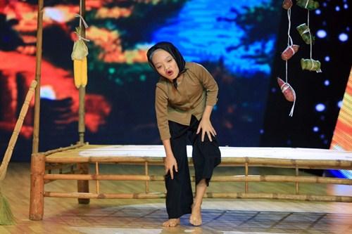 Hành trình đăng quang Bước nhảy nhí của cô bé 10 tuổi - 5