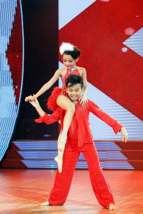 Hành trình đăng quang Bước nhảy nhí của cô bé 10 tuổi - 1