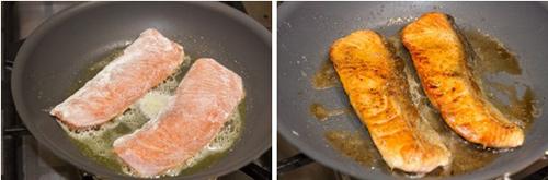 Cuối tuần ngon cơm với phi lê cá hồi xốt nước tương - 6