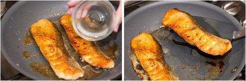 Cuối tuần ngon cơm với phi lê cá hồi xốt nước tương - 7