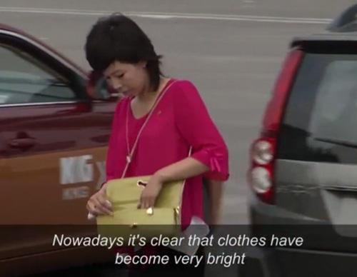 """""""Cuộc cách mạng thời trang"""" đang diễn ra ở Triều Tiên? - 2"""