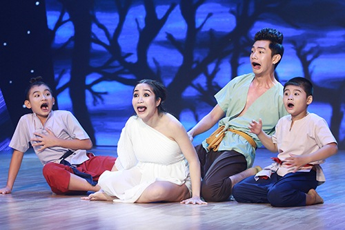 Thu Thủy chúc mừng Linh Hoa giành giải 150 triệu đồng - 11