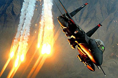 Thêm 3 nước đồng ý không kích phiến quân IS - 1