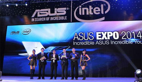 Asus ra mắt loạt sản phẩm tại Expo 2014 - 1
