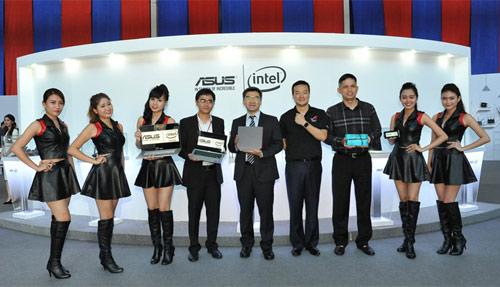 Asus ra mắt loạt sản phẩm tại Expo 2014 - 2