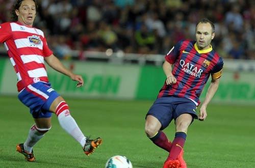 Barca – Granada: Messi đi tìm mành lưới - 2