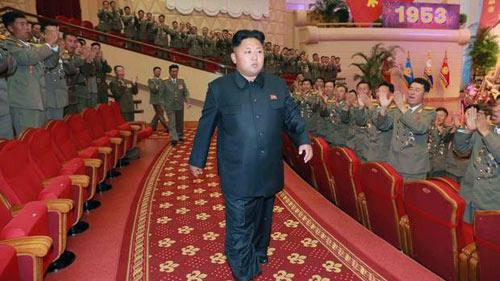 """Kim Jong-un """"mất tích"""" vì bị bệnh gout hành hạ? - 2"""