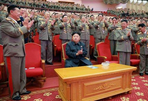 """Kim Jong-un """"mất tích"""" vì bị bệnh gout hành hạ? - 1"""