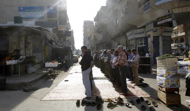 Ảnh: Bên trong sào huyệt phiến quân IS ở Syria - 10