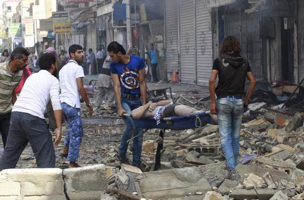 Ảnh: Bên trong sào huyệt phiến quân IS ở Syria - 14