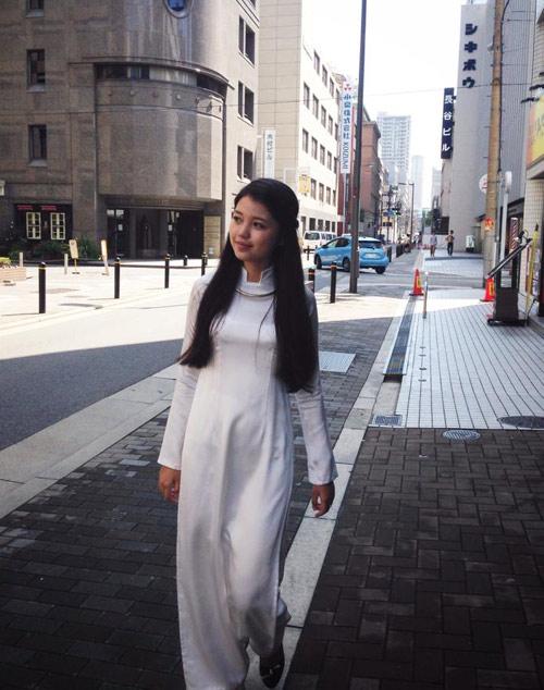 Nữ sinh Việt chia sẻ về Hội thảo Hòa bình tại Nhật - 1