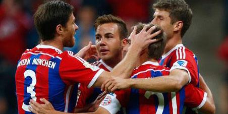 Cologne - Bayern: Phô diễn sức mạnh - 2